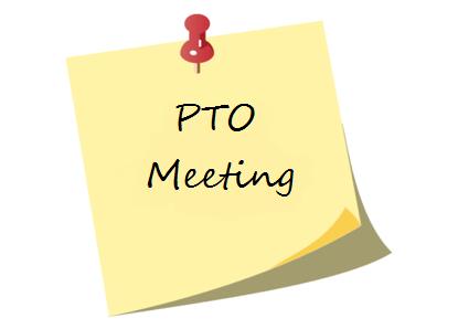 PTO / PTO Meeting Dates 2019-2020