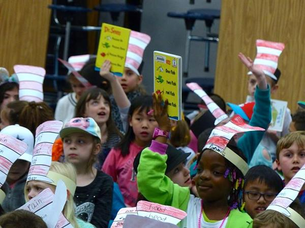 Read Across America celebrated at Ferderbar