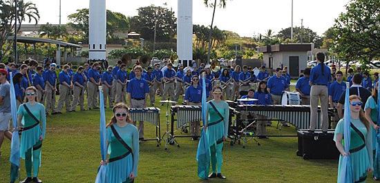 Pearl Harbor performance