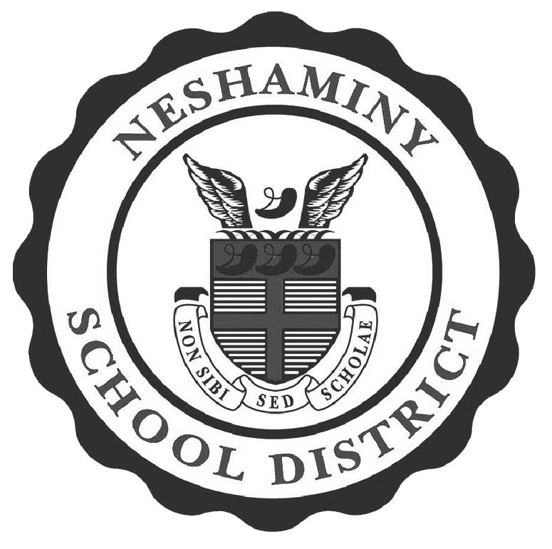 NSD logo black n white