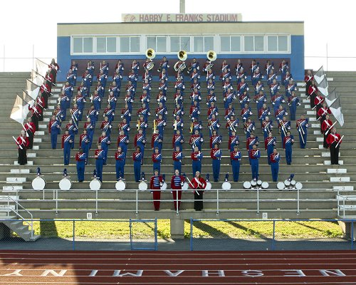 2010-2011 Marching Band